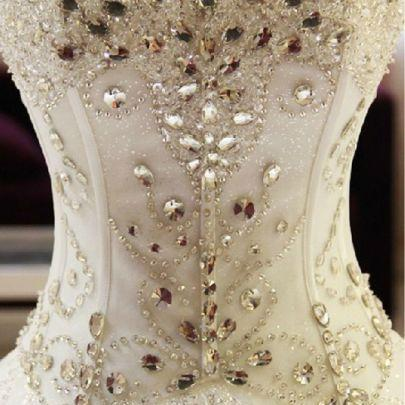 Princess Wedding Dress, Bridal Gown..