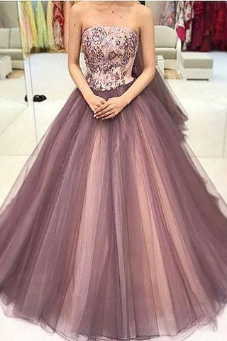 Unique Sequin Tulle Dress, Long Prom Dress, Formal Dress, Long Prom Dress, Evening Dress, Formal Party Dress, Custom Made Size