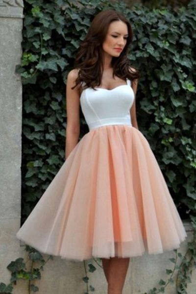 Short Homecoming Dress, Party Dress,Custom Prom Dress